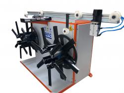 Otomatik Hortum Boru Sarma Makinesi
