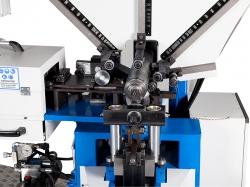 Yuvarlak Kanal Makineleri, spiral kanal makinası, spiral boru makinası